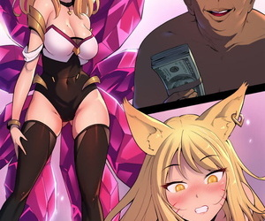 Damian K/DA Ahri Bond be..