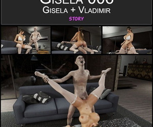 Blackadder – Gisela with..