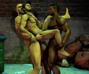 Left4dead Gay 3D Animation